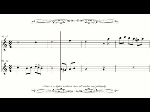 [Sheet Music] Albinoni Adagio for Strings