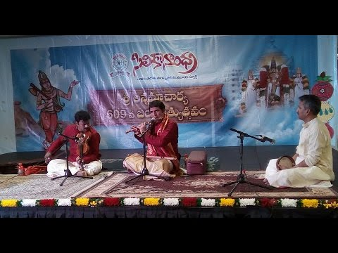 Watch LIVE now Annamacharya Keertana - Silicon Andhra Manabadi - Dallas Texas || DesiplazaTV