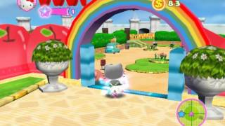 Rus Летсплей Hello Kitty Roller Rescue 1
