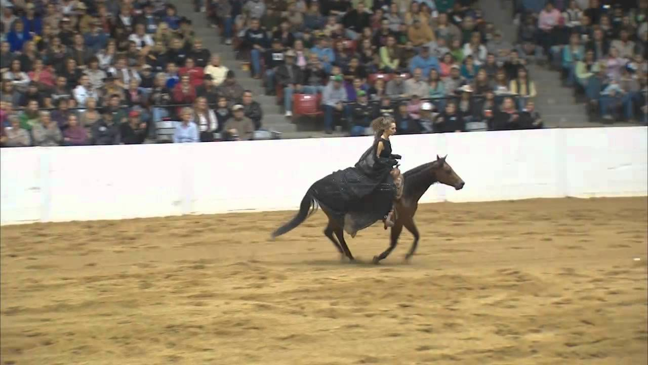Stacy westfall 2011 congress freestyle reining for West fall