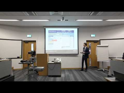 2014 Northumbria University Students Presentation: Active Investment Strategy