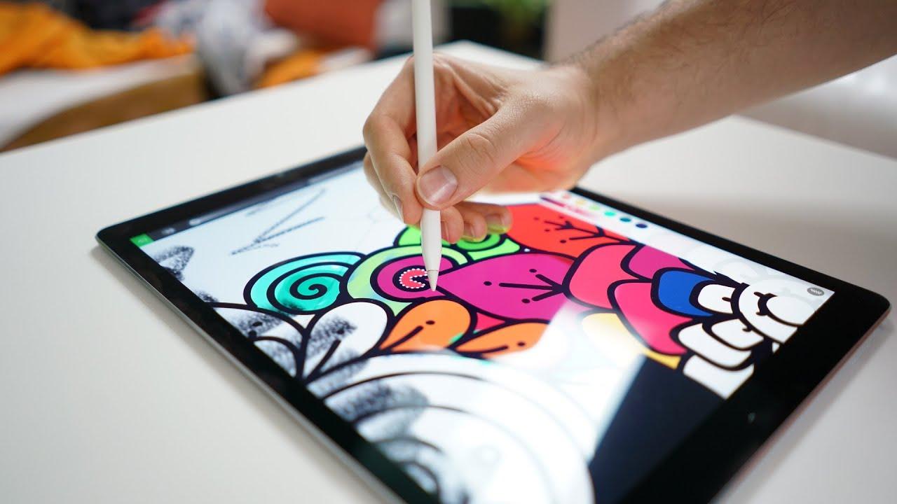 Apple Pencil Kdyz Neumite Kreslit Dva Mesice Pouzivani Youtube