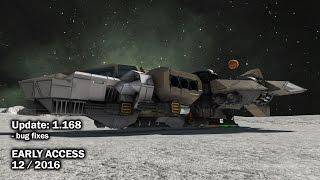 Space Engineers - Update 01.168 STABLE, DEV - Beta Bugfixes, Improvements