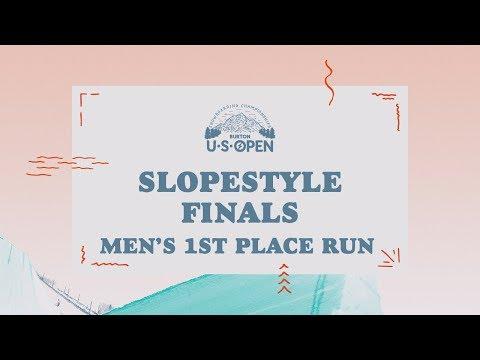 2018 Burton U·S·Open Men's Slopestyle Finals – Mark McMorris' Winning Run