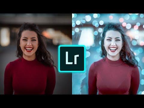 Lightroom CC Mobile Tutorial : How to edit photos 🎅 #2