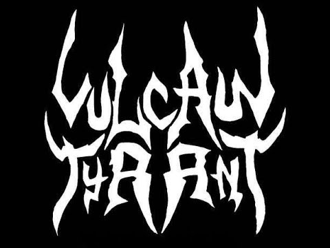 """Vulcan Tyrant - """"Never Stop The Tyranny"""" (from split release with Abigail)"""