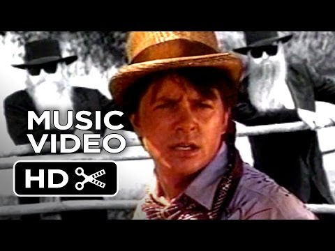 Back to the Future Part IIl Music Video - ZZ Top (1990) - Michael J. Fox Movie HD