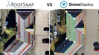 roofSnap vs DroneDeploy - What Is The Best Roof Measuring App?