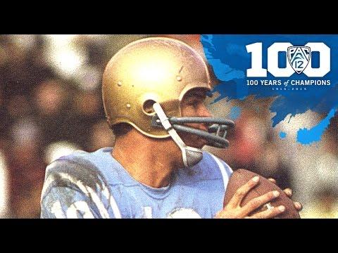 Centennial Moments: UCLA football's Gary Beban wins 1967 Heisman Trophy