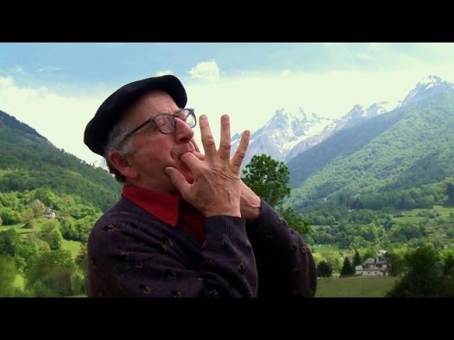 Dans le Béarn, on siffle l'occitan pour se parler