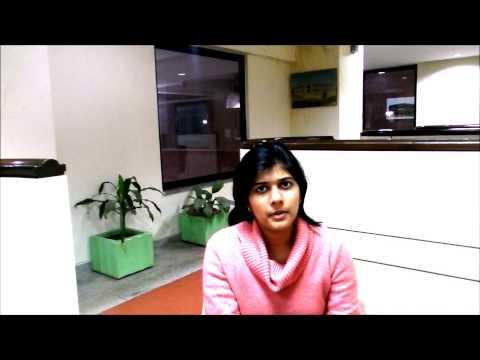 Ignicion, IIM Lucknow :Video Testimonial  Aanchal Jain(Fresher , ABM)