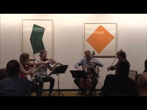 Artists Present - A Conversation with Signum Quartet
