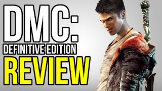 DmC: Devil May Cry Definitive Edition Review