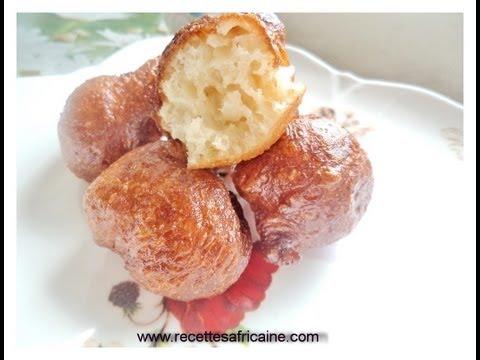 Puff Puff Recipe- African Snacks