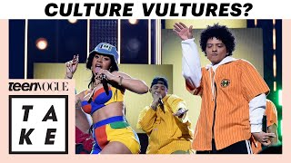 Are Bruno, Miley, and Katy Perry Culture Vultures? | Teen Vogue Take