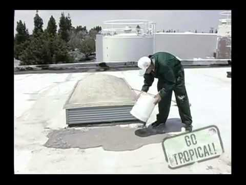 How To Fix Ponding Issues Roof Repair Fluid Applied Roof