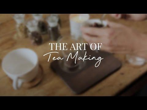 The Art of   Tea Making