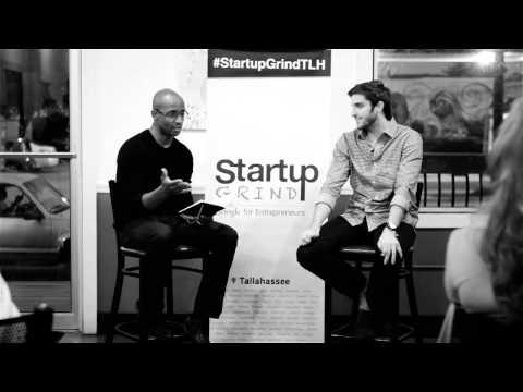 Josh Hagler (RoomScape U) at Startup Grind Tallahassee