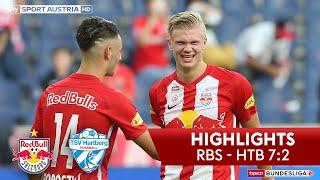 Highlights: tipico Bundesliga, 7. Runde: FC Red Bull Salzburg - TSV Prolactal Hartberg 7:2
