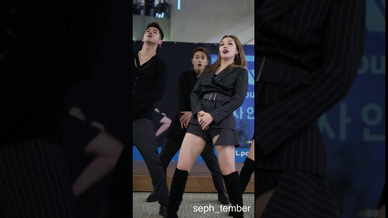 171126 KARD 롯데몰 팬사인회 You In Me(Jseph focus)