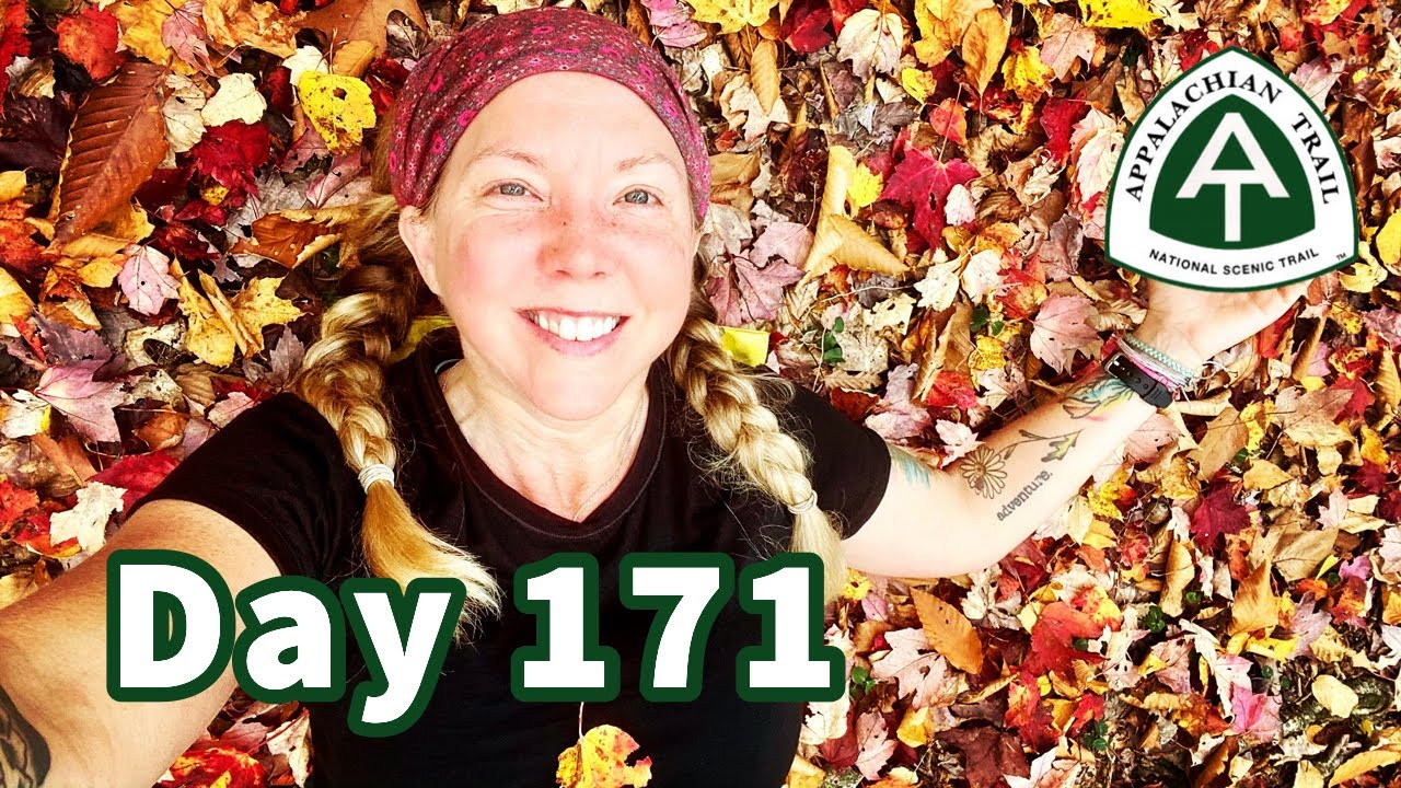 AT 2020 Day 158 | The Day I Reached 1600 Miles