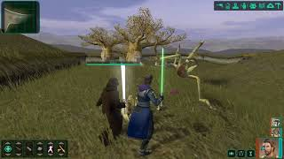 Star Wars  Knights of the Old Republic 2 Gameplay