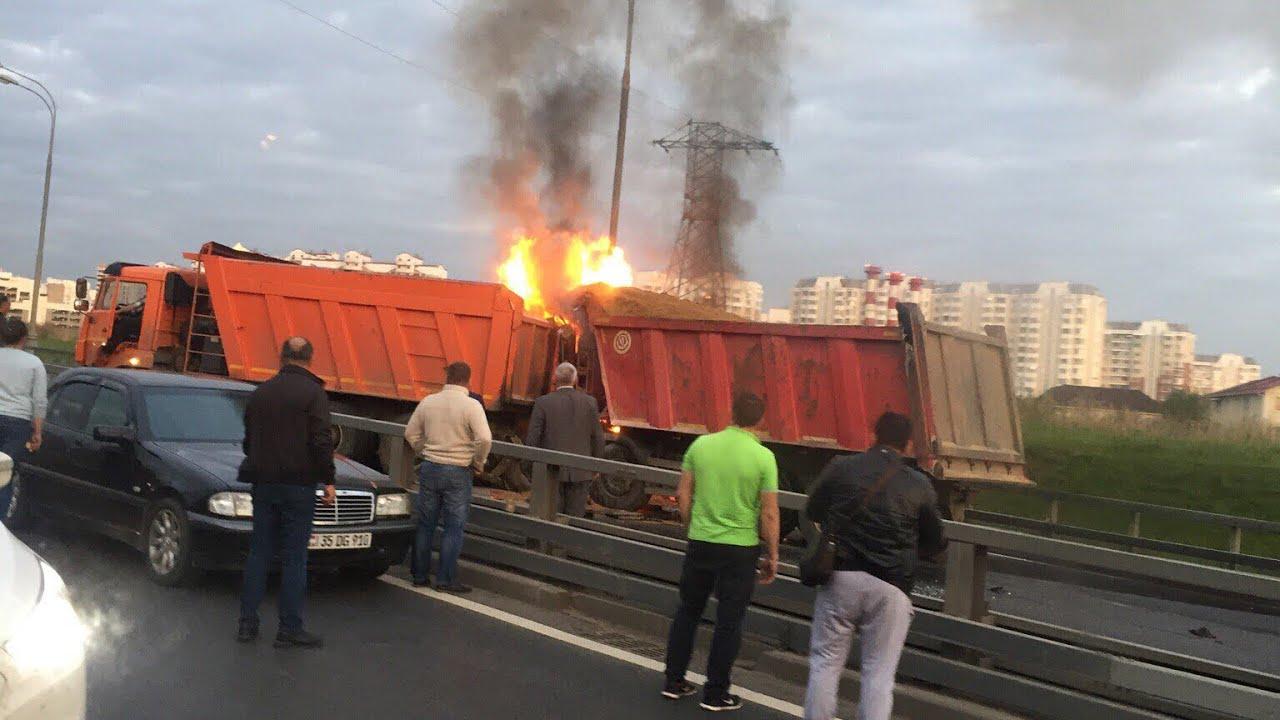 Авария на Боровское шоссе 25.09.2017