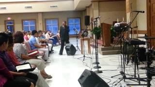 Predica de Amilcar Rojas parte 5
