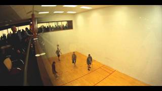 Racquetball Tournament Highlights