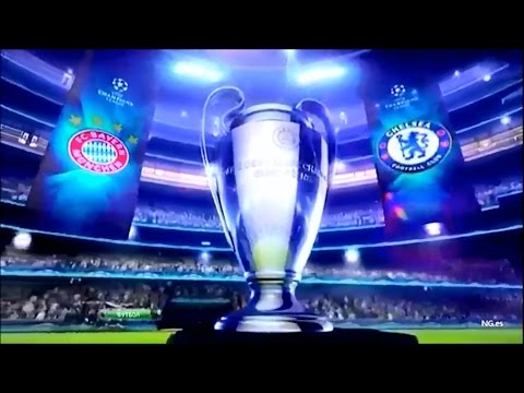 UEFA Champions League Final Munich 2012 Intro