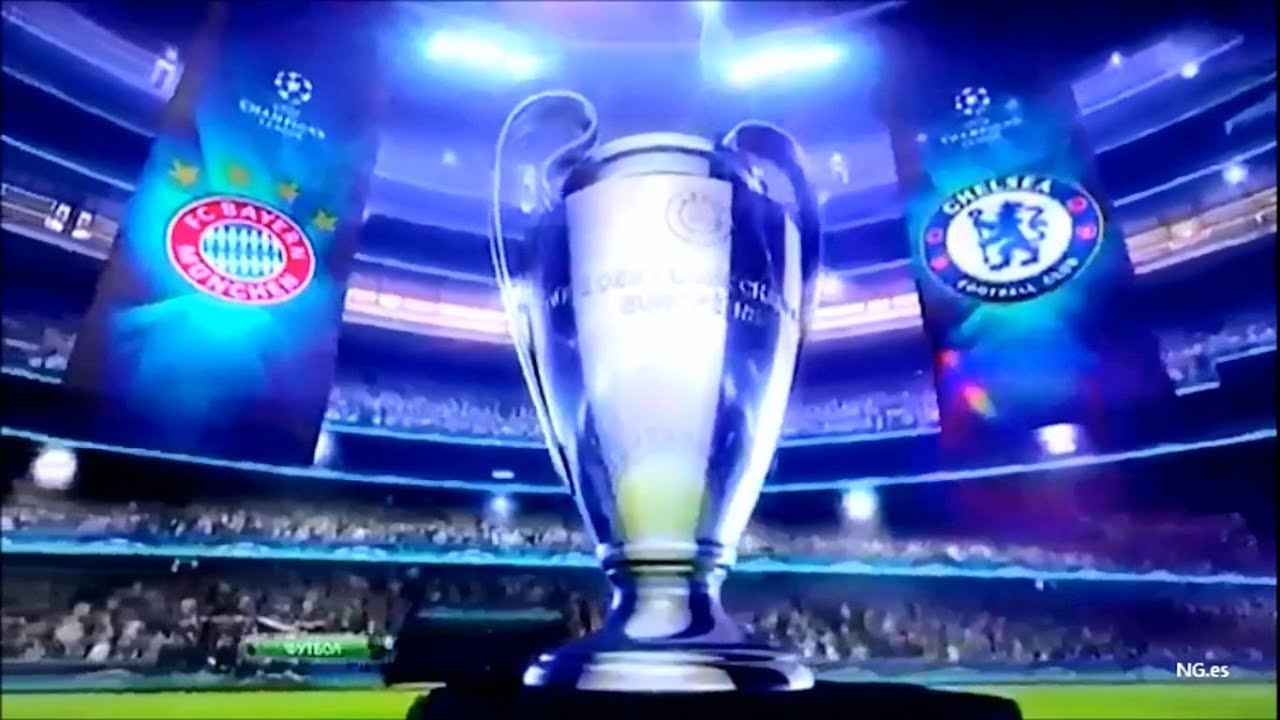 UEFA Champions League Final Munich 2012 Intro - YouTube