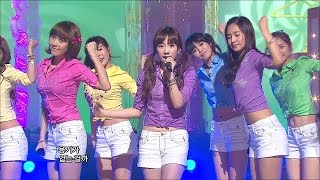 ... snsd (girl's generation) # 070 : had 'gee' stage at show! music core 20090328 (gir...