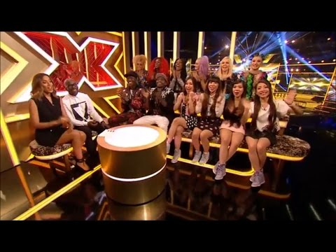 The Xtra Factor 2015 Judges' Houses The Groups Finalists Interview