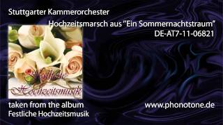 Mendelssohn-Bartholdy - Hochzeitsmarsch aus
