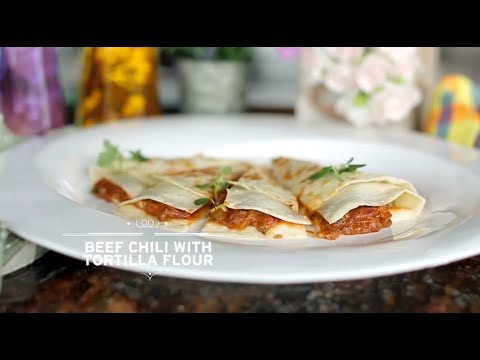 cc64f1816 Chef s Table - Beef Chili with Tortilla Flour - YouTube