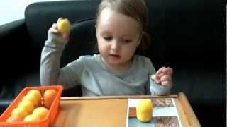 Развивающие игры дома. Развитие ребенка. Часть 2.
