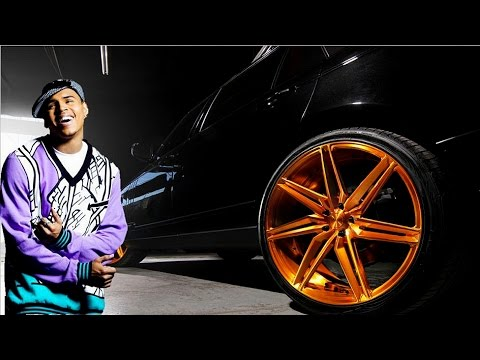 10 MOST EXPENSIVE CARS OWNED BY CHRIS BROWN