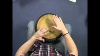 Part 1 Beginner African drumming (djembe) lesson(Drum teacher Jason Horsler summarizes the beats he teaches his groups of wider opportunities pupils. Disclaimer: The drum beats in this video are only parts of ..., 2012-04-02T18:29:59.000Z)