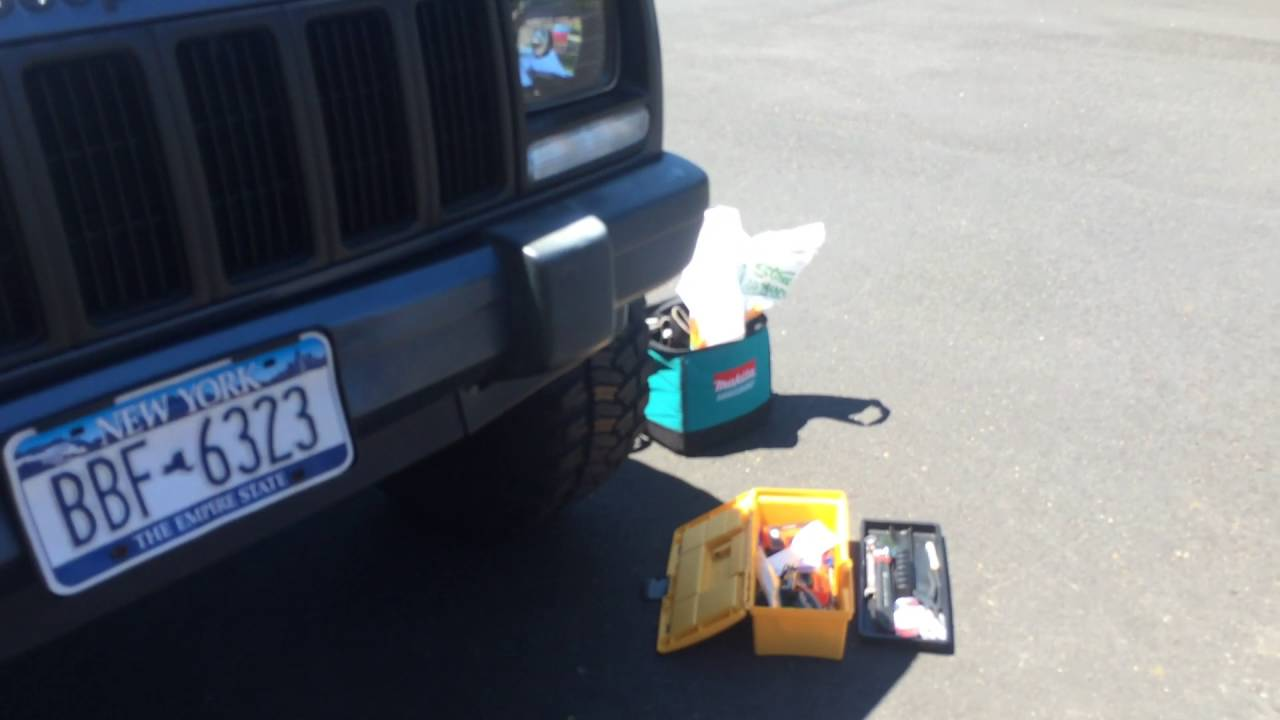 How To Disconnect Courtesy Lights On Jeep Xj How To Get Hid