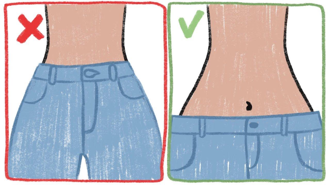 10 thứ bạn không nên mặc trong bất kỳ hoàn cảnh nào