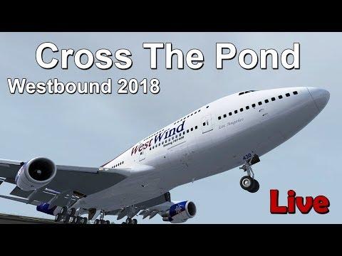 Cross The Pond Westbound 2018