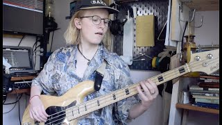 Daði Freyr - Think About Things // bass cover