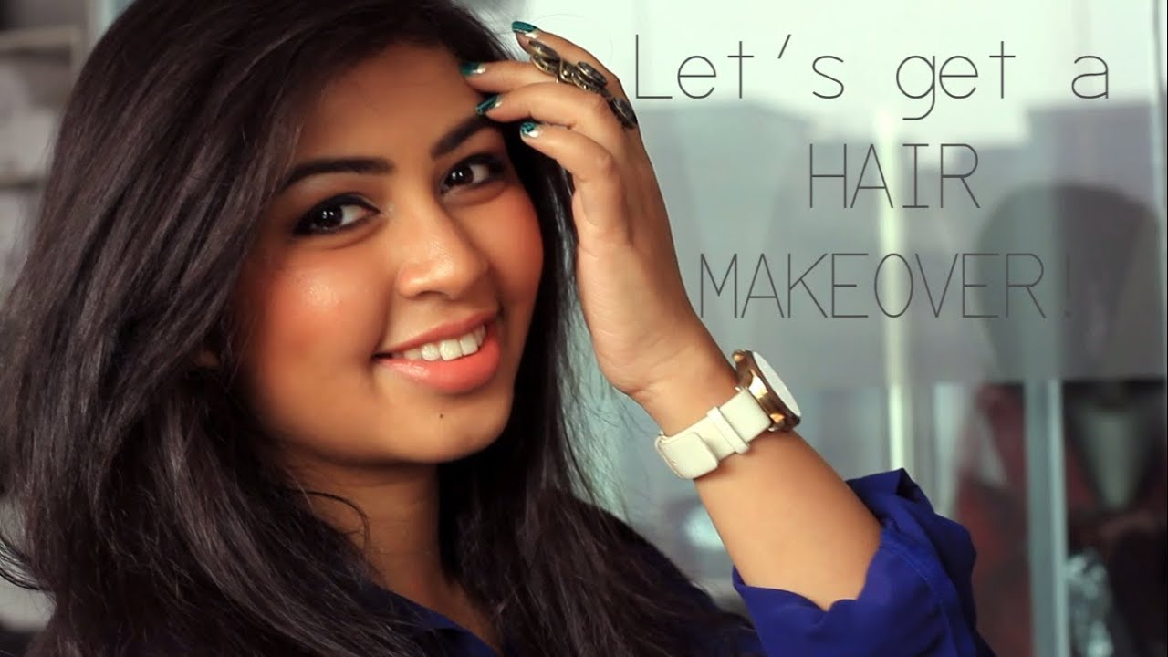 Let S Get A Hair Makeover C O Lakme Absolute Salon