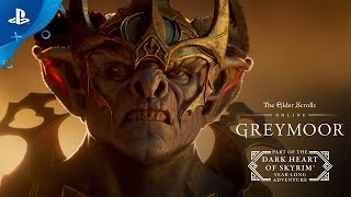 The Elder Scrolls Online - The Dark Heart of Skyrim Cinematic Launch Trailer | PS4