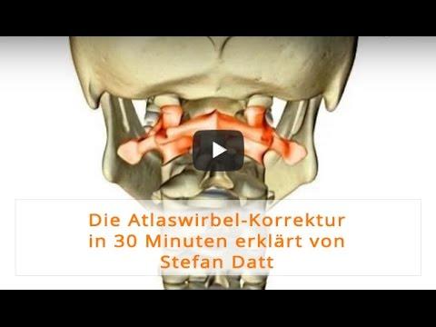 Der Atlaswirbel und die Atlaswirbelkorrektur - Praxis Stefan Datt in ...
