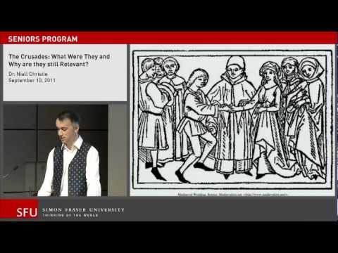 The Crusades: Liberal Arts Forum at SFU Continuing Studies