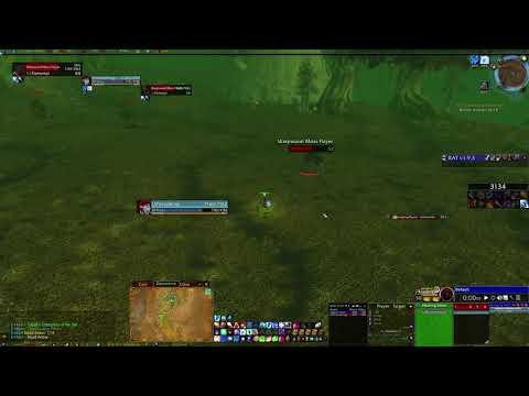 Horde | Cleansing Felwood Quest | Song Flower Buff | Part 1