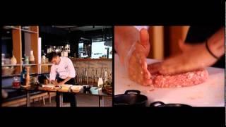 """Плескавица"" - мастер-класс от шеф-повара ресторана PUBLIC Александра Морозова"