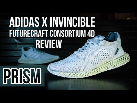 new style 6b832 b2654 Adidas Futurecraft Consortium 4D   INVINCIBLE PRISM IN-DEPTH REVIEW   ON  FOOT + GIVEAWAY