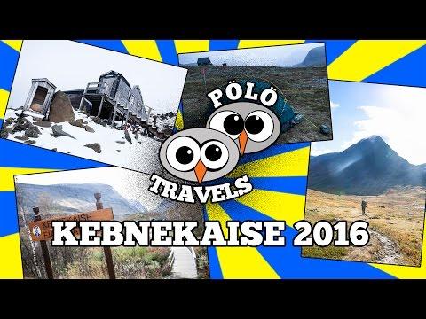 #kebne2016 - Abisko - Kebnekaise - Nikkaluokta | Kungsleden 2016